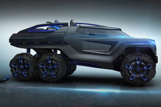 Can-Am Outmoster Concept: Off-Roading Into the Future