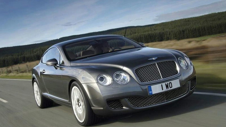 Bentley Continental GT Facelift and New GT Speed Revealed