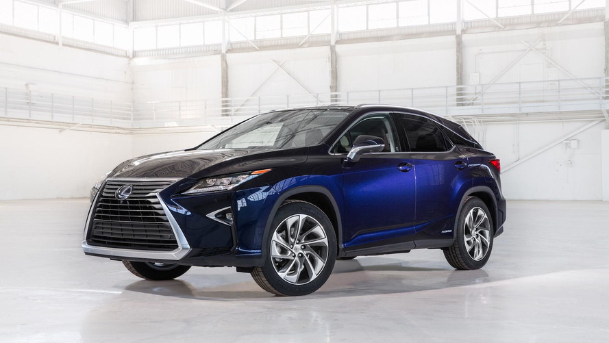 Lexus RX H Coming With Massive Price Cut - Lexus rx 350 invoice price 2018