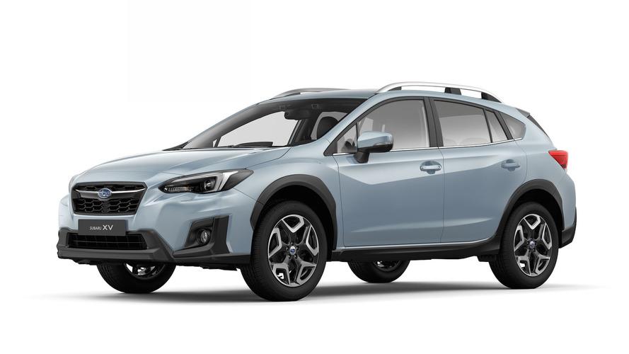 Subaru XV artık daha güzel