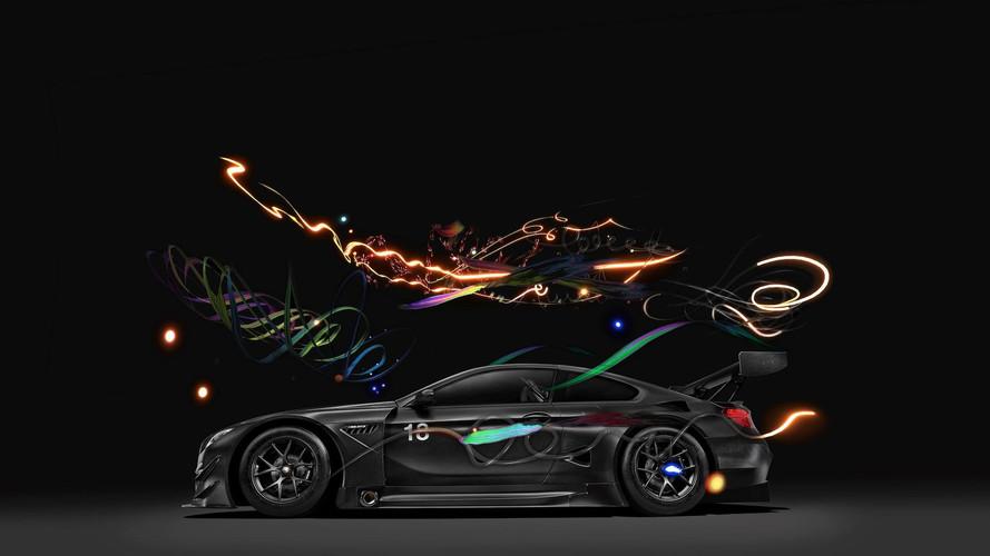 La dernière Art Car BMW n'est admirable qu'en réalité virtuelle