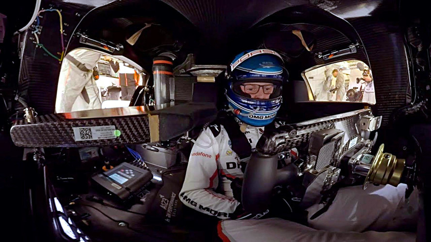 Take A 360-Degree Lap Of Le Mans In The Porsche 919 Hybrid