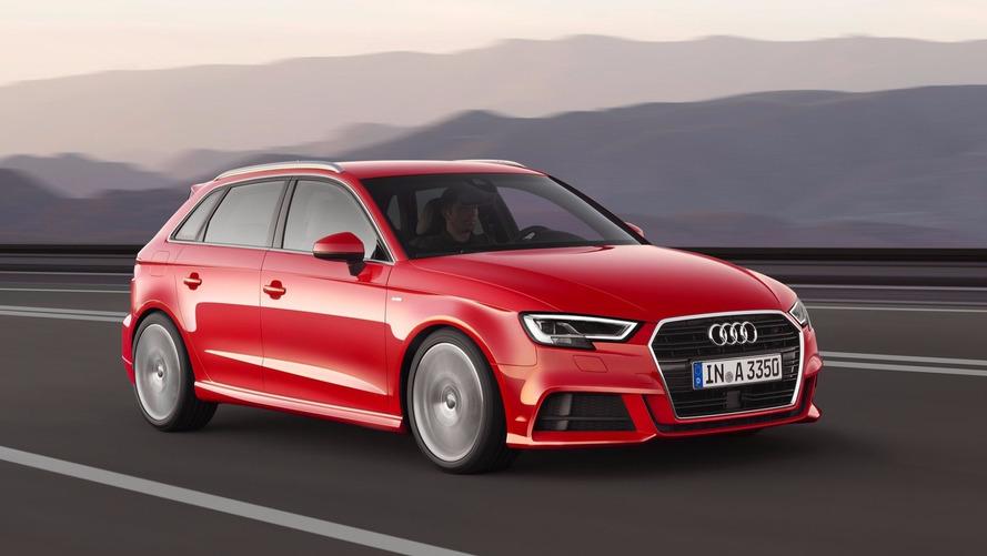 Audi A3 - Nouvelle déclinaison et arrêt de la version trois portes