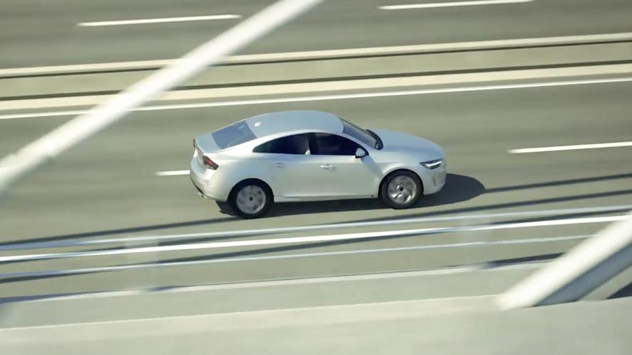 Volvo S40 en vídeo