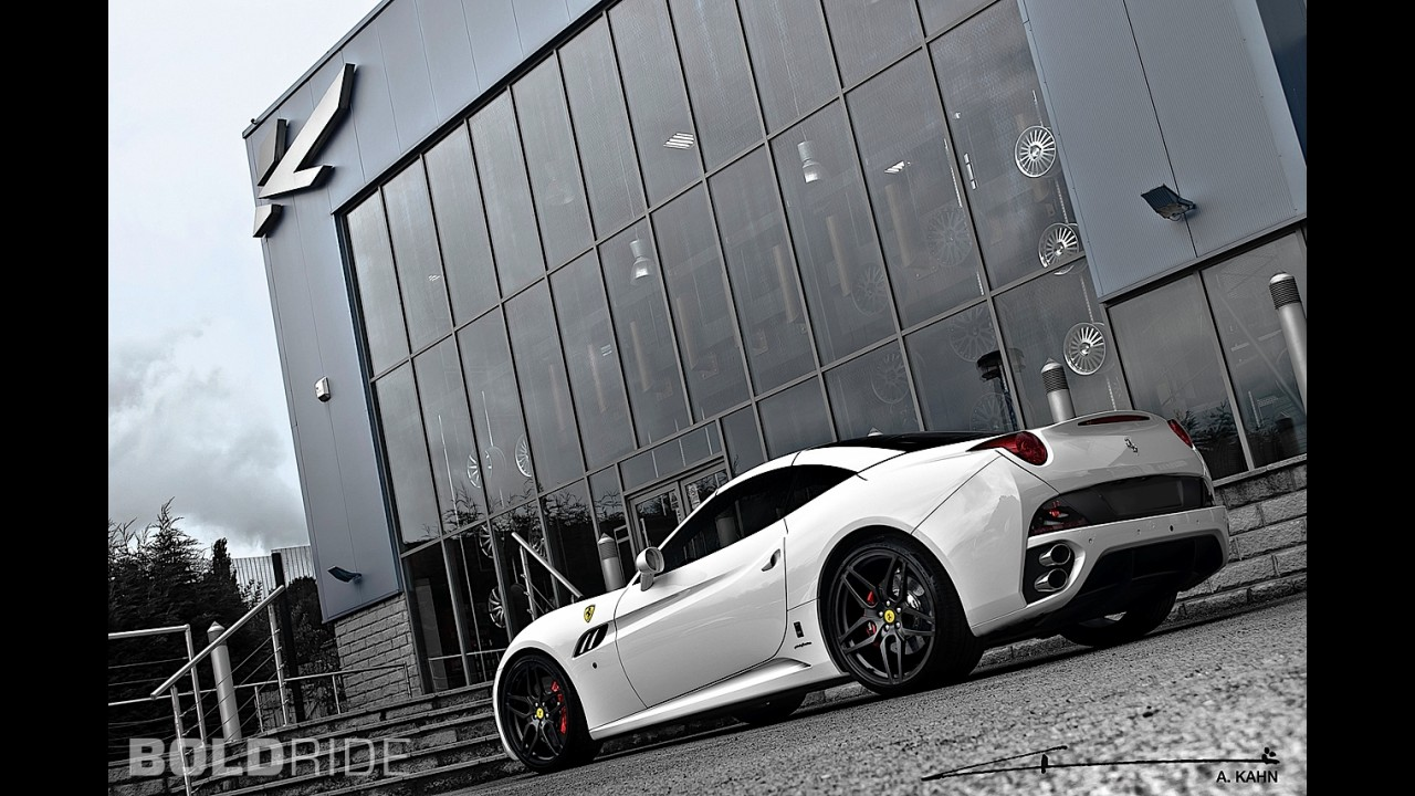 A. Kahn Design Ferrari California 2+2 Monza Edition