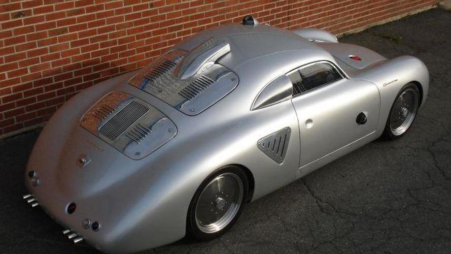 Porsche 356 Silver Bullet Hot Rod is truly unique