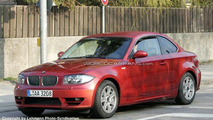 SPY PHOTOS: BMW 1 Series Coupe