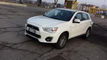 Mitsubishi ASX 1.8 Diesel 4WD, la prova dei consumi reali