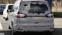 2016 Ford Galaxy spy photo
