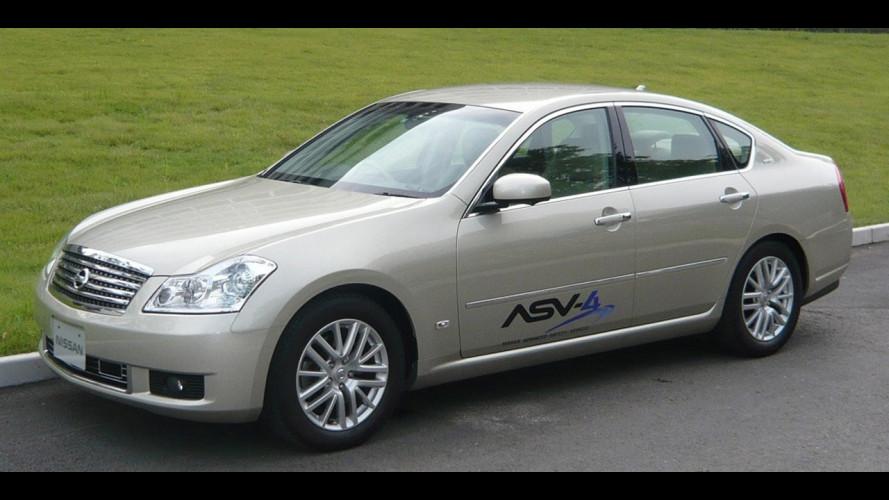 Nissan sviluppa la 4° generazione dell'ASV