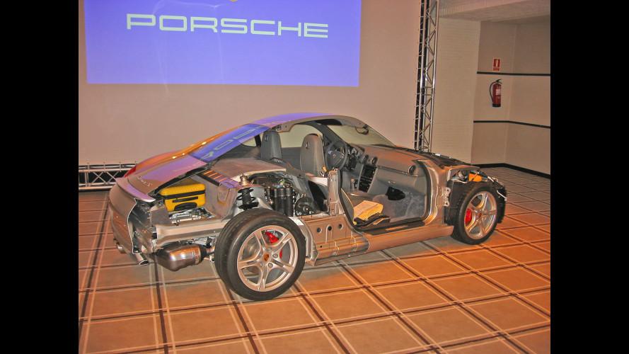 Porsche: nuove conferme per il 4 cilindri Boxer