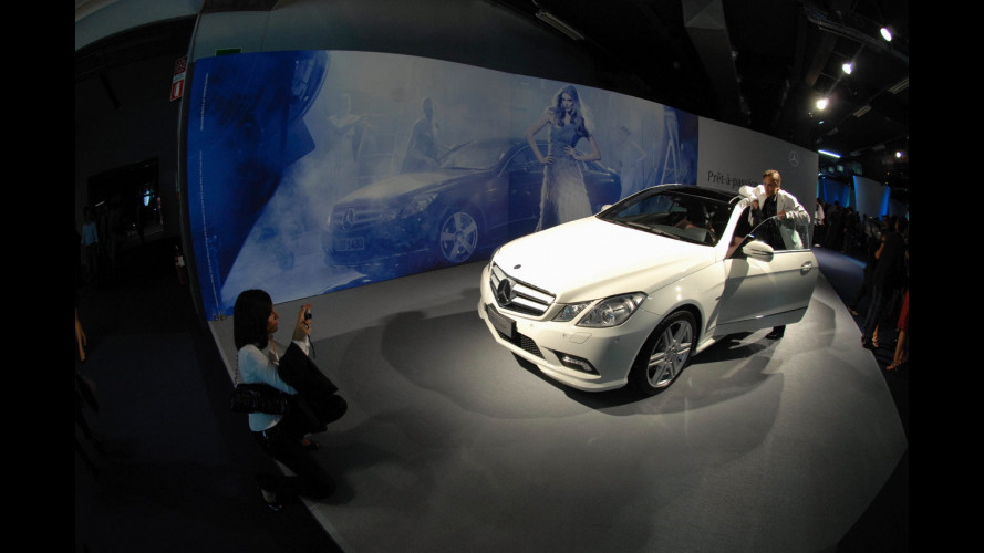 Mercedes è sponsor di Milano Moda Donna 2010