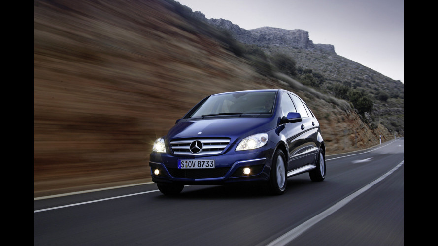 Mercedes a metano presto negli USA