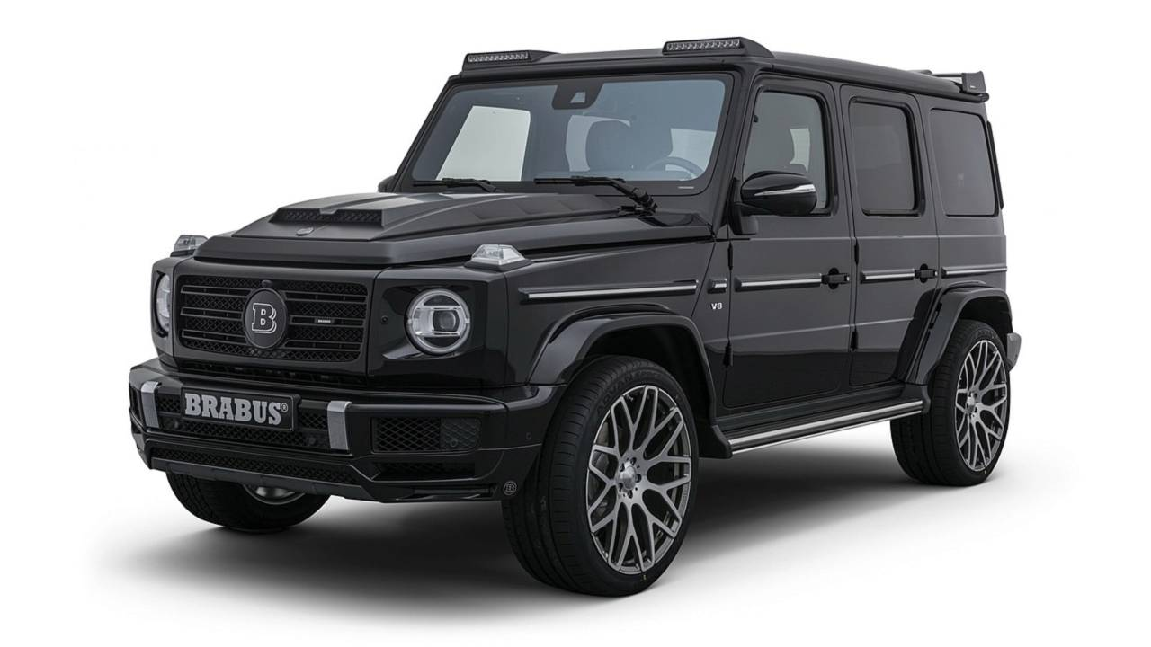 2019 mercedes g class by brabus photos. Black Bedroom Furniture Sets. Home Design Ideas