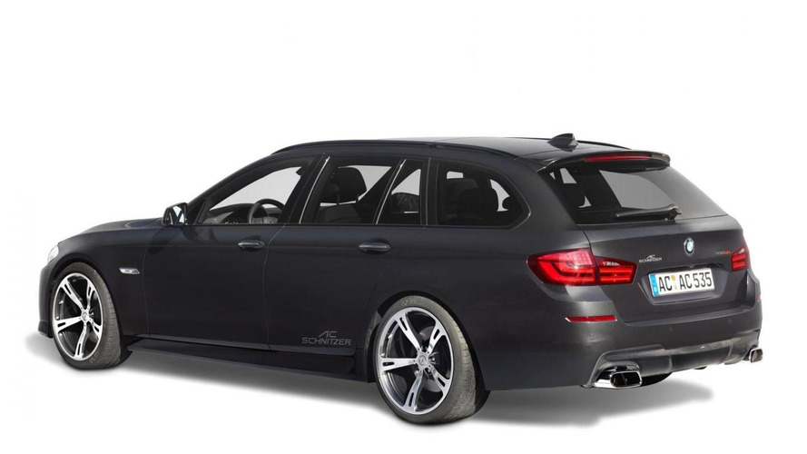 AC Schnitzer tunes the BMW 5-Series Touring
