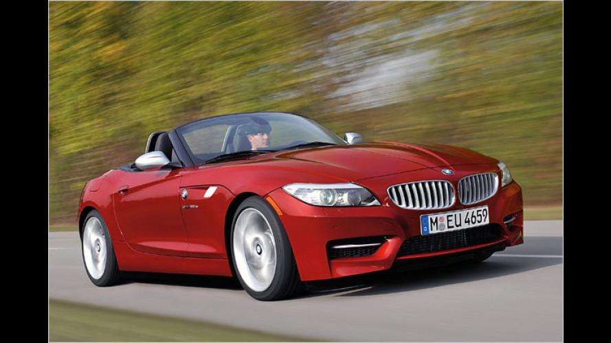 BMW Z4 sDrive35is: Vorgeschmack auf den M