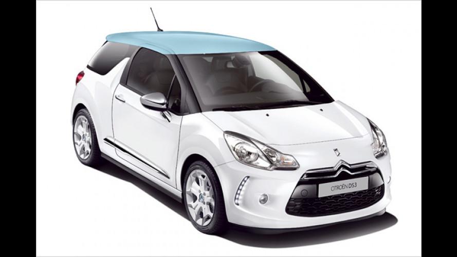 Citroën DS3: Mini auf französisch