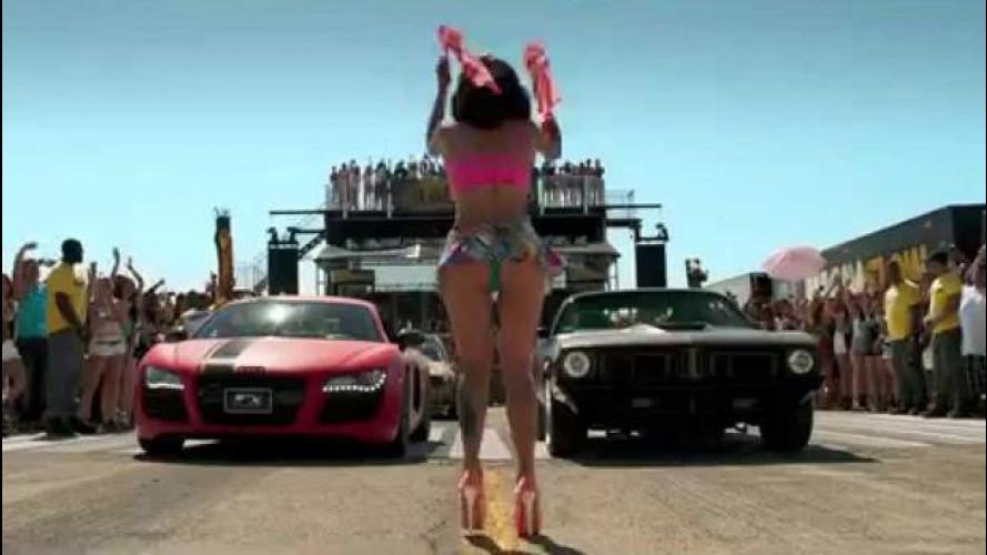 Fast & Furious 7, primo trailer adrenalinico [VIDEO]