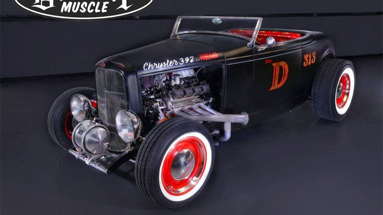 The D-Rod \'32 Hot Rod | Motor1.com Photos