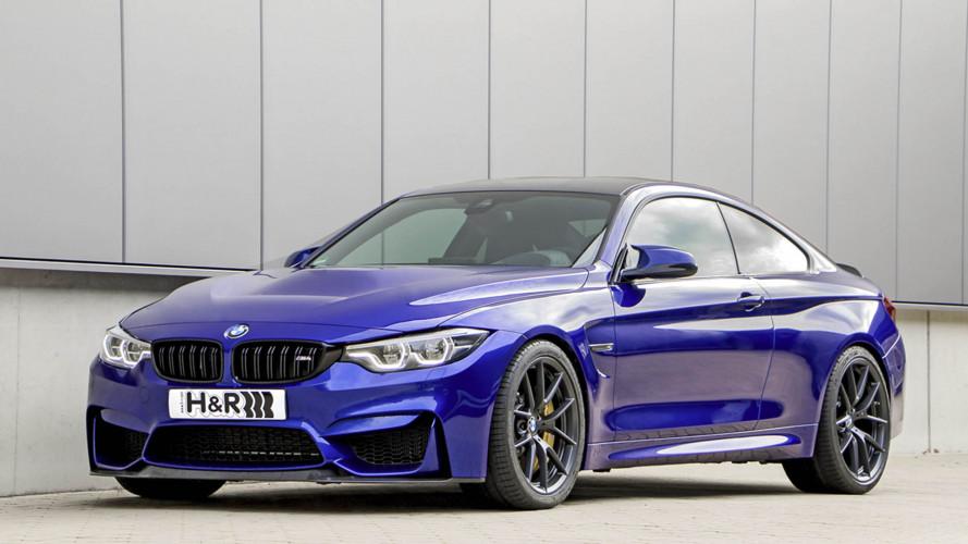 Feinschliff für den BMW M4 CS