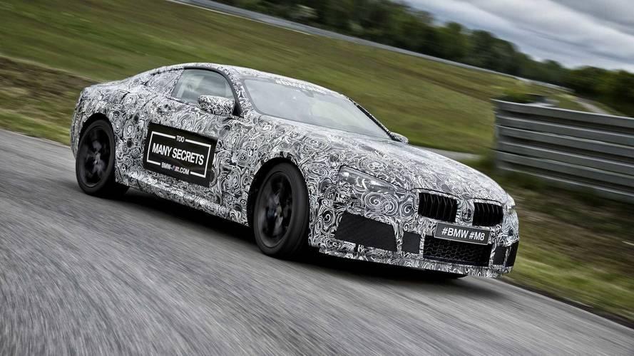 Abróchate el cinturón: estos 10 BMW M nos harán disfrutar en 2018