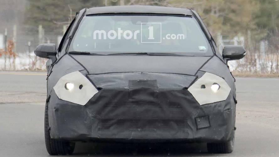 Toyota Corolla photos espion
