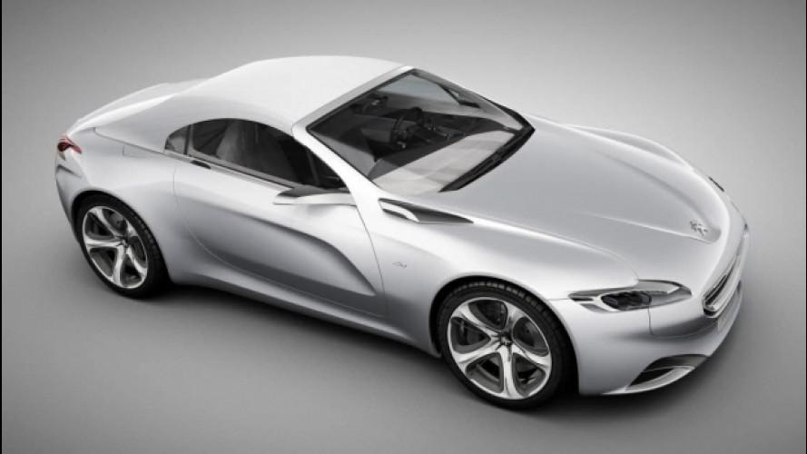 Retromobile, al Salone dell'auto storica Peugeot si fa in 3