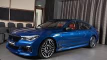 BMW M750Li chez Abu Dhabi Motors