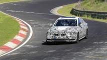 2018 model BMW 3 Serisi Nürburgring'de antrenmanda