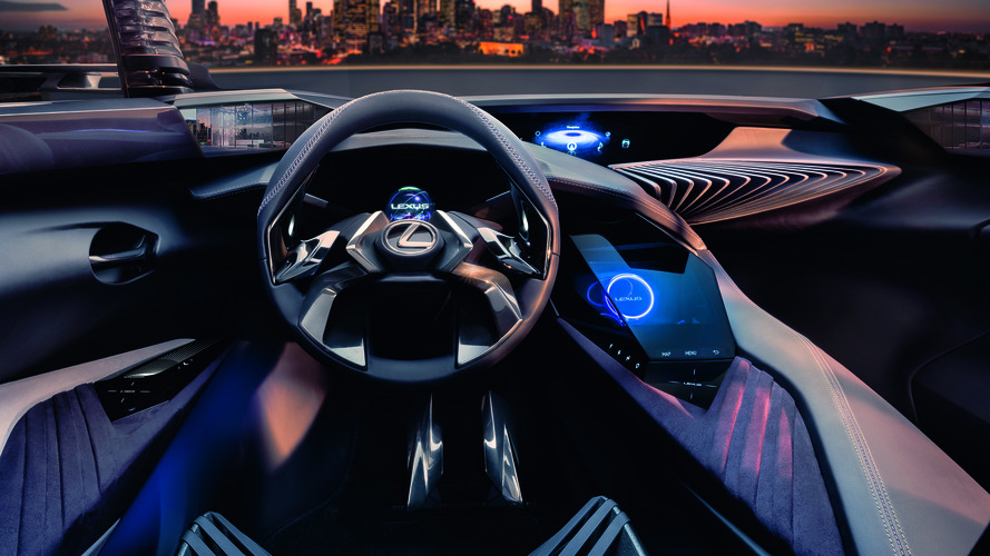 Toyota announces concept car focusing on user interface for CES