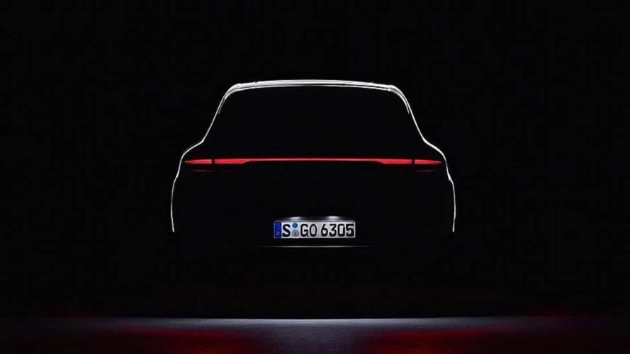 2019 Porsche Macan Facelift Debuts Today; Here's The Final Teaser