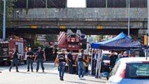 Incidente Bologna: le immagini dopo l'esplosione