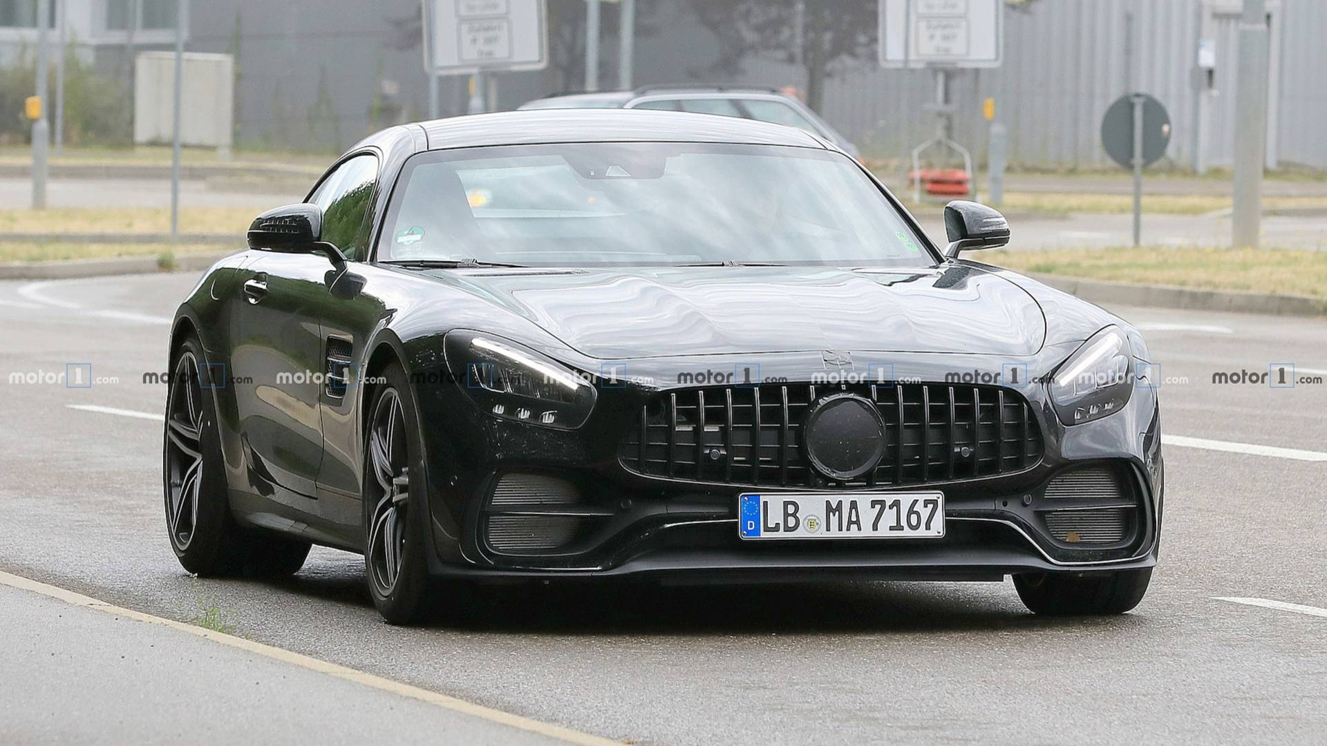 2014 - [Mercedes-AMG] GT [C190] - Page 30 Mercedes-amg-gt-facelift