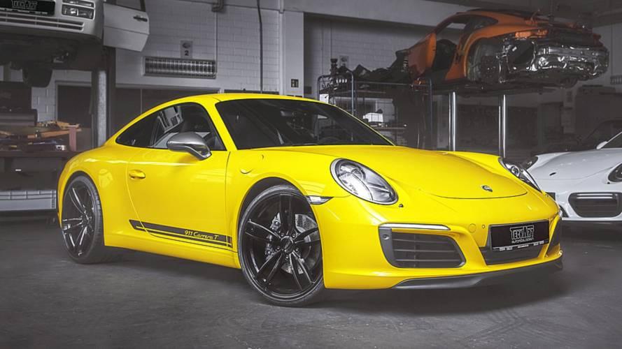 La Porsche 911 Carrera T poussée à 430 ch par TechArt