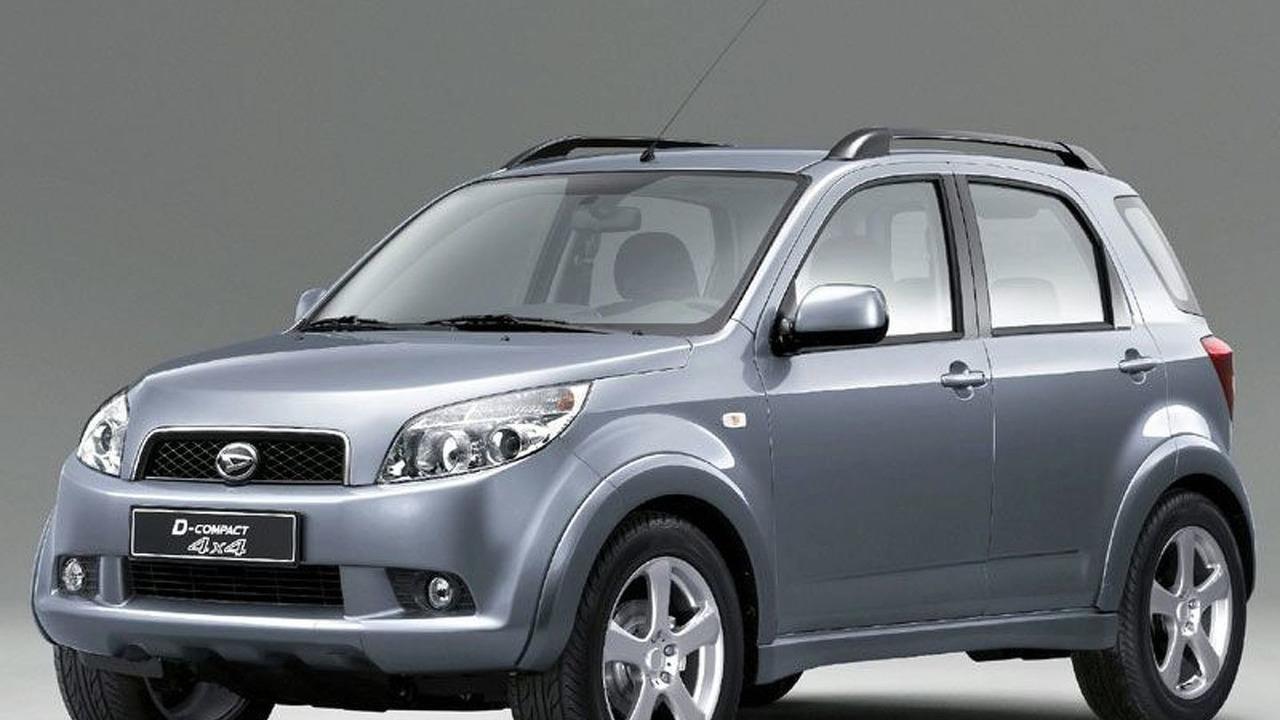 Daihatsu D-Compact 4X4 Concept
