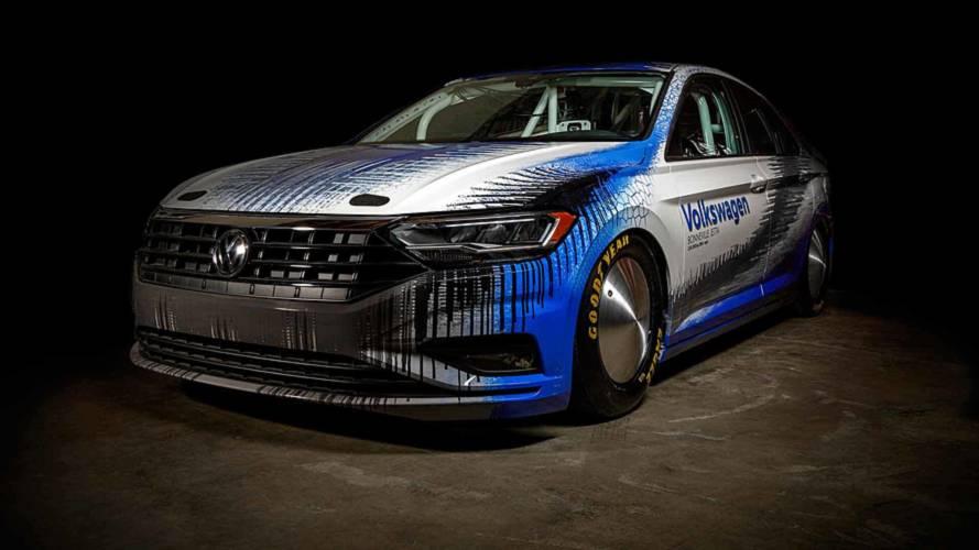 VW Jetta Bonneville: Brandstifter statt Biedermann