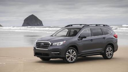 Subaru Destroys Recalled Ascents Because It Can't Fix Them