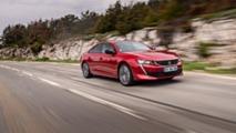 Nuova Peugeot 508, la prova