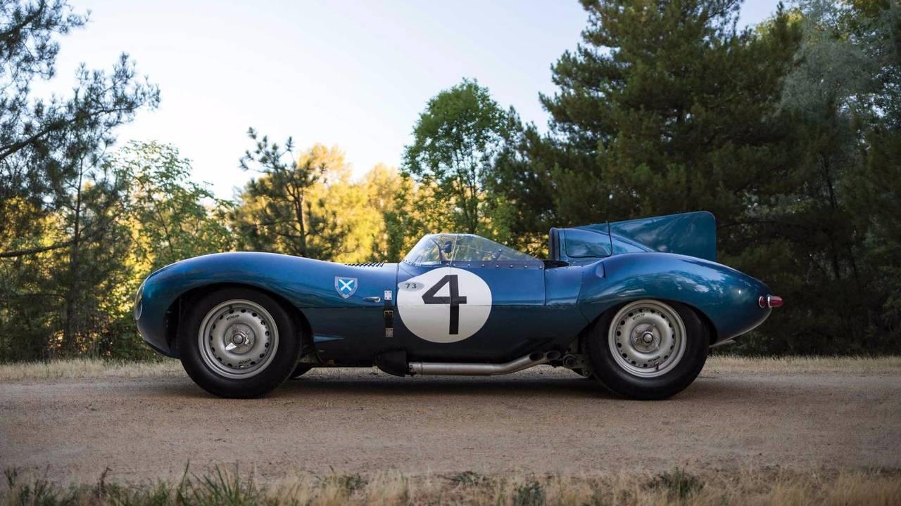 Jaguar D-Type (1955): 19.032.639 euros
