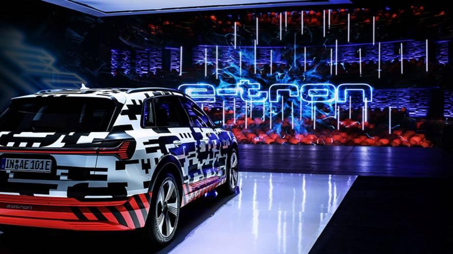Audi annonce une nouvelle date de présentation pour son SUV électrique