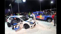 Spektakulärer VW-Event