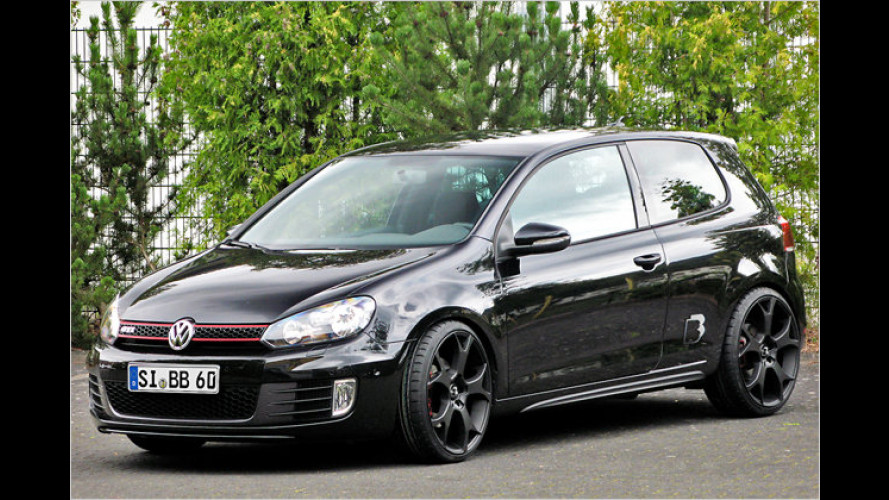 Body-Building-Golf: GTI Edition 35 mit über 360 PS
