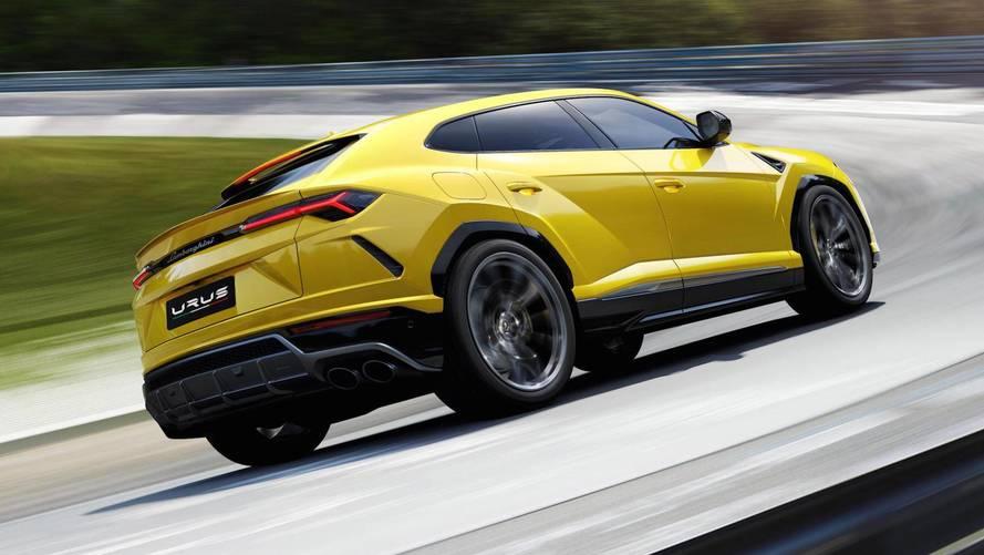 Le Lamborghini Urus est déjà un succès commercial