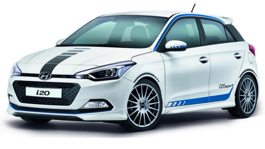 Hyundai - Bientôt une i20 N de 200 ch ?