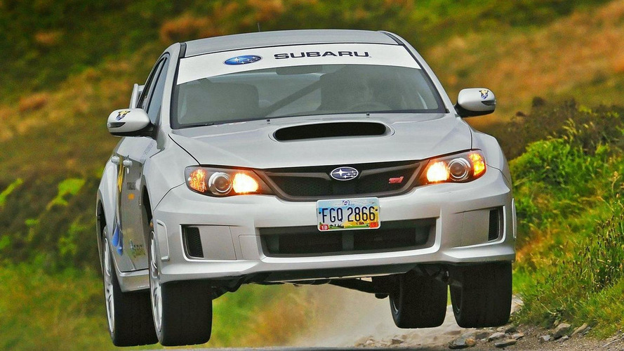Subaru footage of Isle of Man TT Circuit record lap [video]