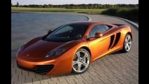 McLaren inaugura divisão Automotive e lança oficialmente o novo MP4-12C
