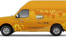 Nissan NV Grilled Cheese concept truck - 14.11.2011