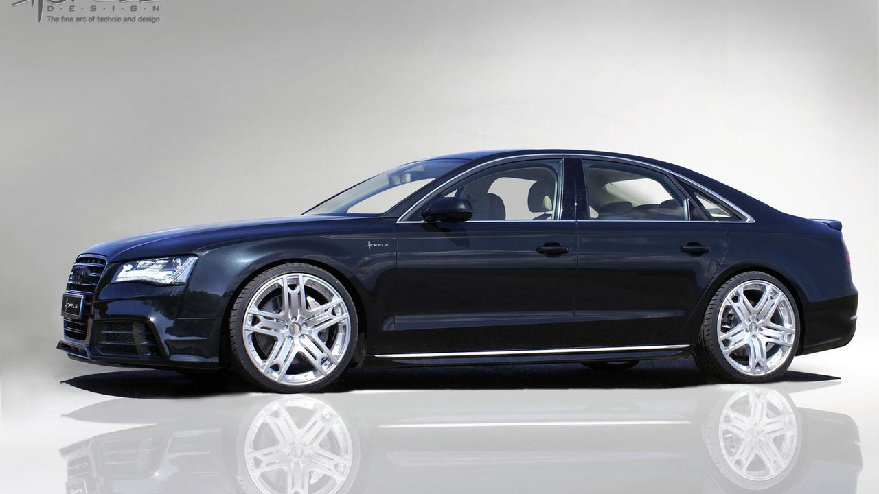 Audi SR 8 by Hofele-Design - 12.10.2011 | Motor1.com Photos