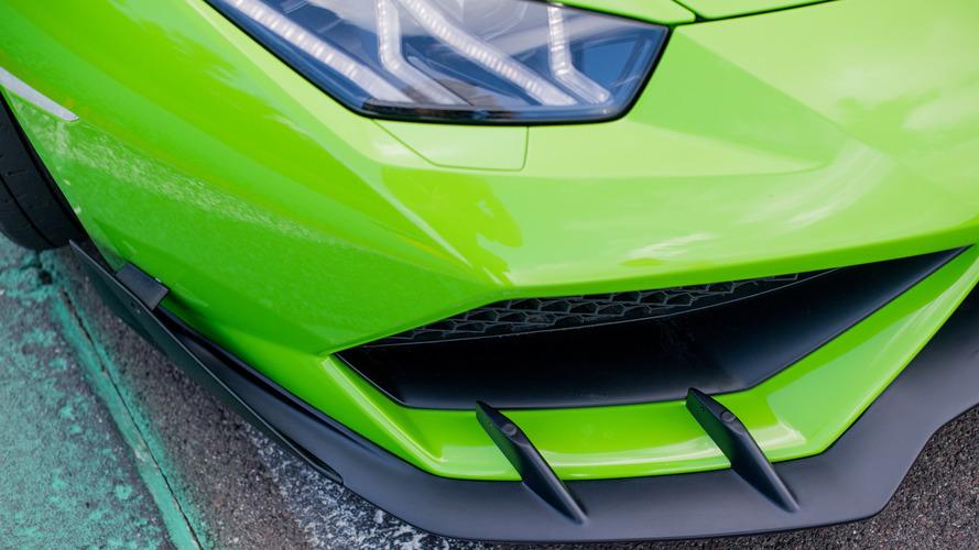 Le futur hypercar de Lamborghini avec des éléments de la Porsche Mission E ?