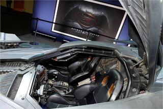 Get All The Details on The 'Batman v Superman' Batmobile